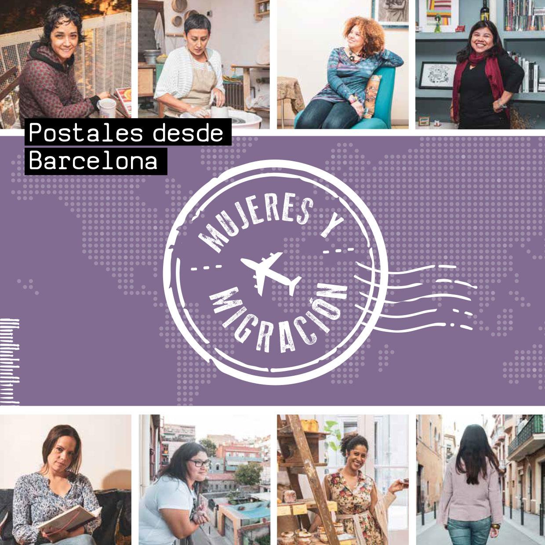Postales desde Barcelona