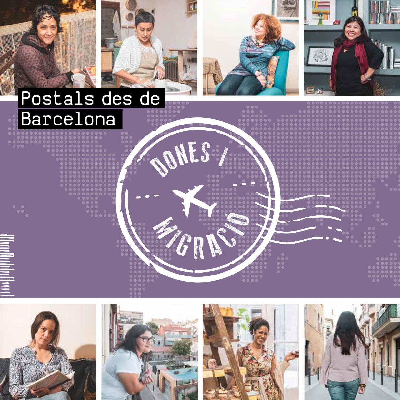 Postals des de Barcelona